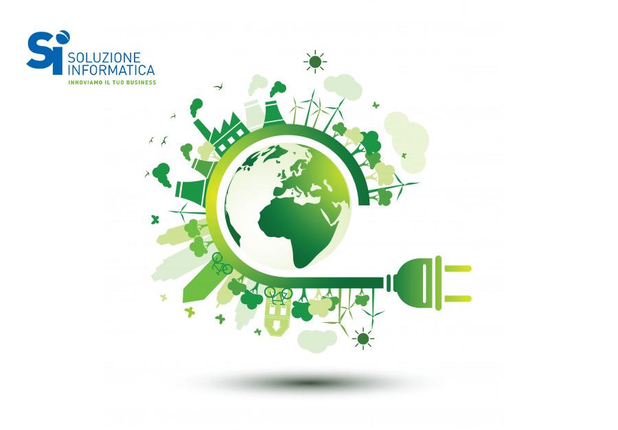 eco-sostenibilità e tecnologia