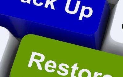 Salvaguardare i dati con il backup