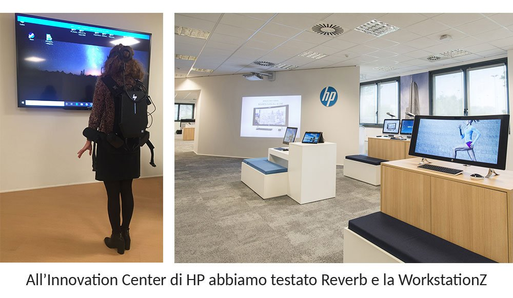 Innovation Center HP