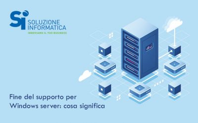 Termine supporto per Windows server 2008