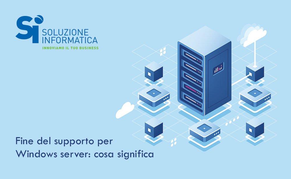 Termine Windows server