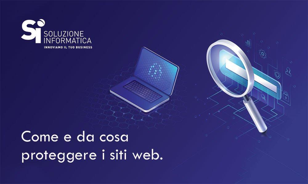 Protezione siti web