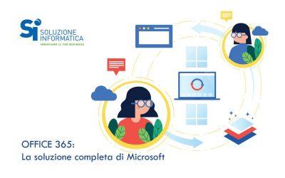 Office 365 perché sceglierlo ora