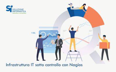 Monitoraggio dell'infrastruttura IT con Nagios