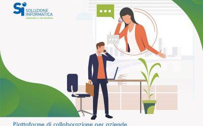 Piattaforme di collaborazione per aziende