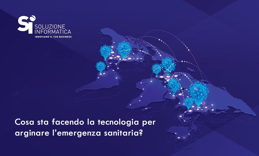 Tecnologia emergenza sanitaria