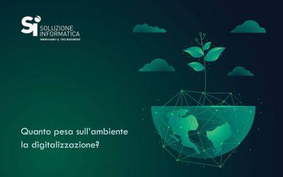 L'impatto ambientale del digitale