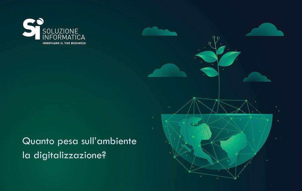 impatto ambientale del digitale
