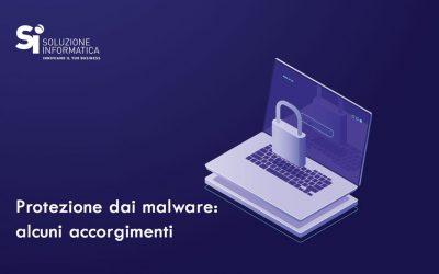 Protezione anti-malware per PC