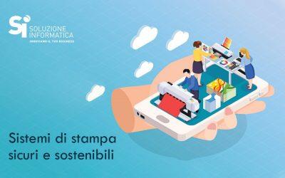 Stampa e eco-sostenibilità