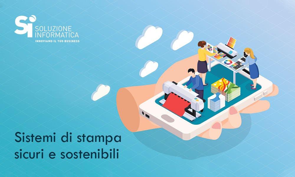 stampa eco-sostenibilità