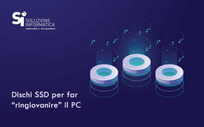 Dischi SSD: nuova giovinezza per il PC