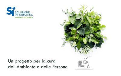 Soluzioni di stampa eco-friendly e non solo