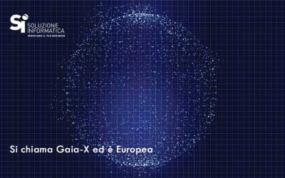 Gaia-X è il Cloud made in UE