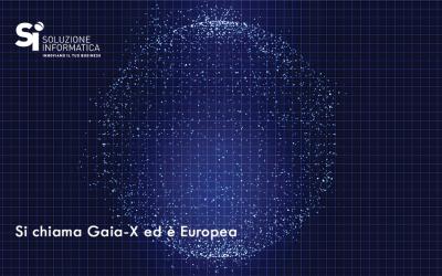 Gaia-X è il Cloud made in UE