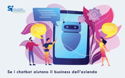 I chatbot nuova frontiera dell'assistenza