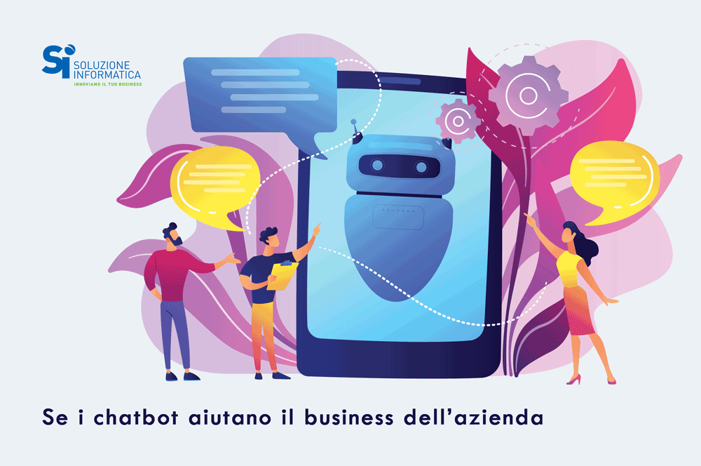 chatbot assistenza