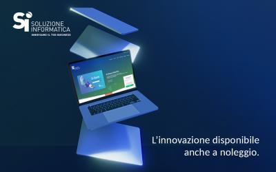 PC e notebook disponibili anche a noleggio