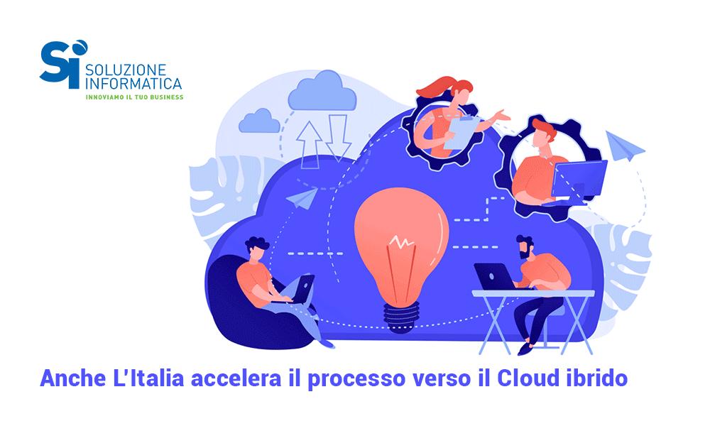 Cloud ibrido Italia