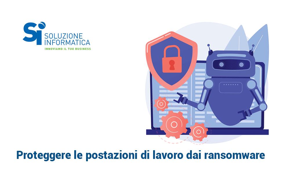 Ransomware e sicurezza di rete
