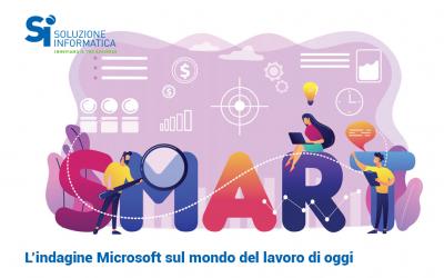Microsoft stila i nuovi trend del mondo del lavoro