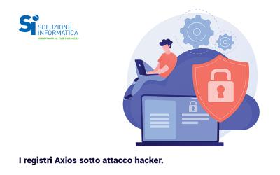 Il registro elettronico Axios sotto attacco hacker