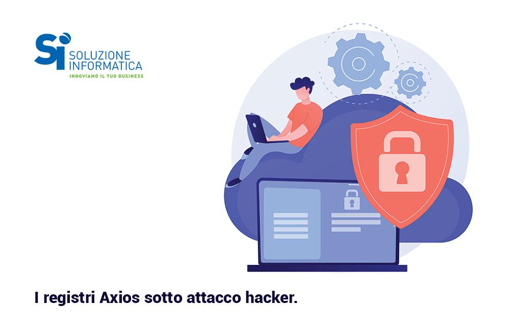 Axios attacco informatico