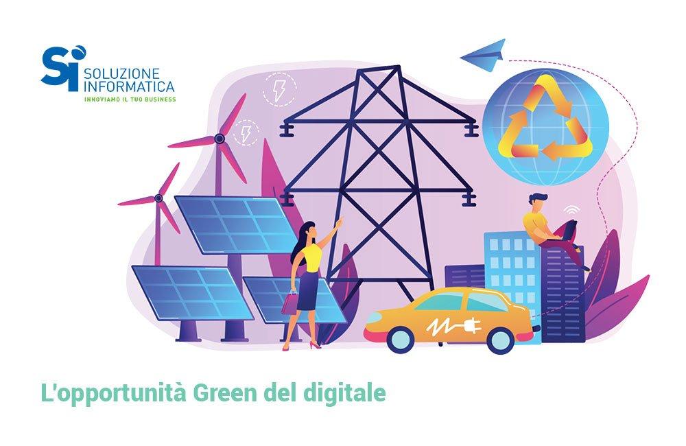 web inquinamento digitale