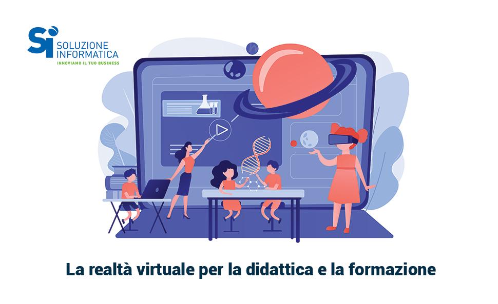 Realtà virtuale didattica