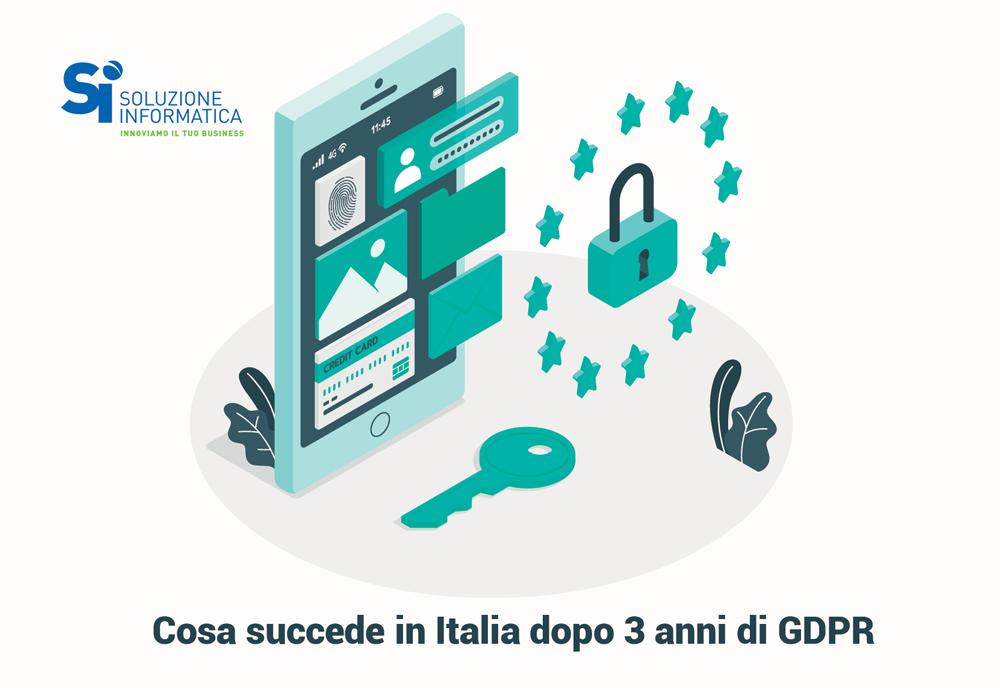 GDPR regolamento dati e privacy policy