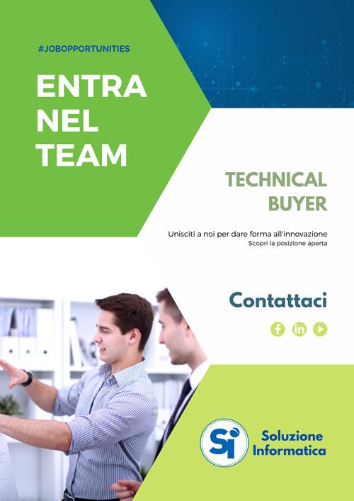 Lavora con noi_ specialista acquisti