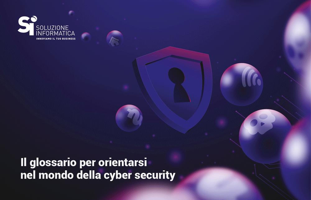 Sicurezza informatica glossario