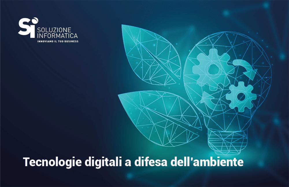 Tecnologia ICT e ambiente