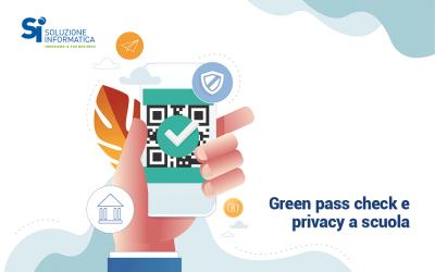Green pass, docenti e privacy