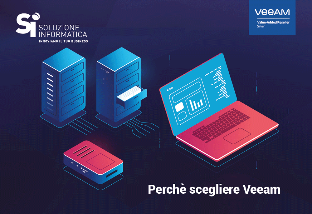 Veeam virtualizzazione-backup